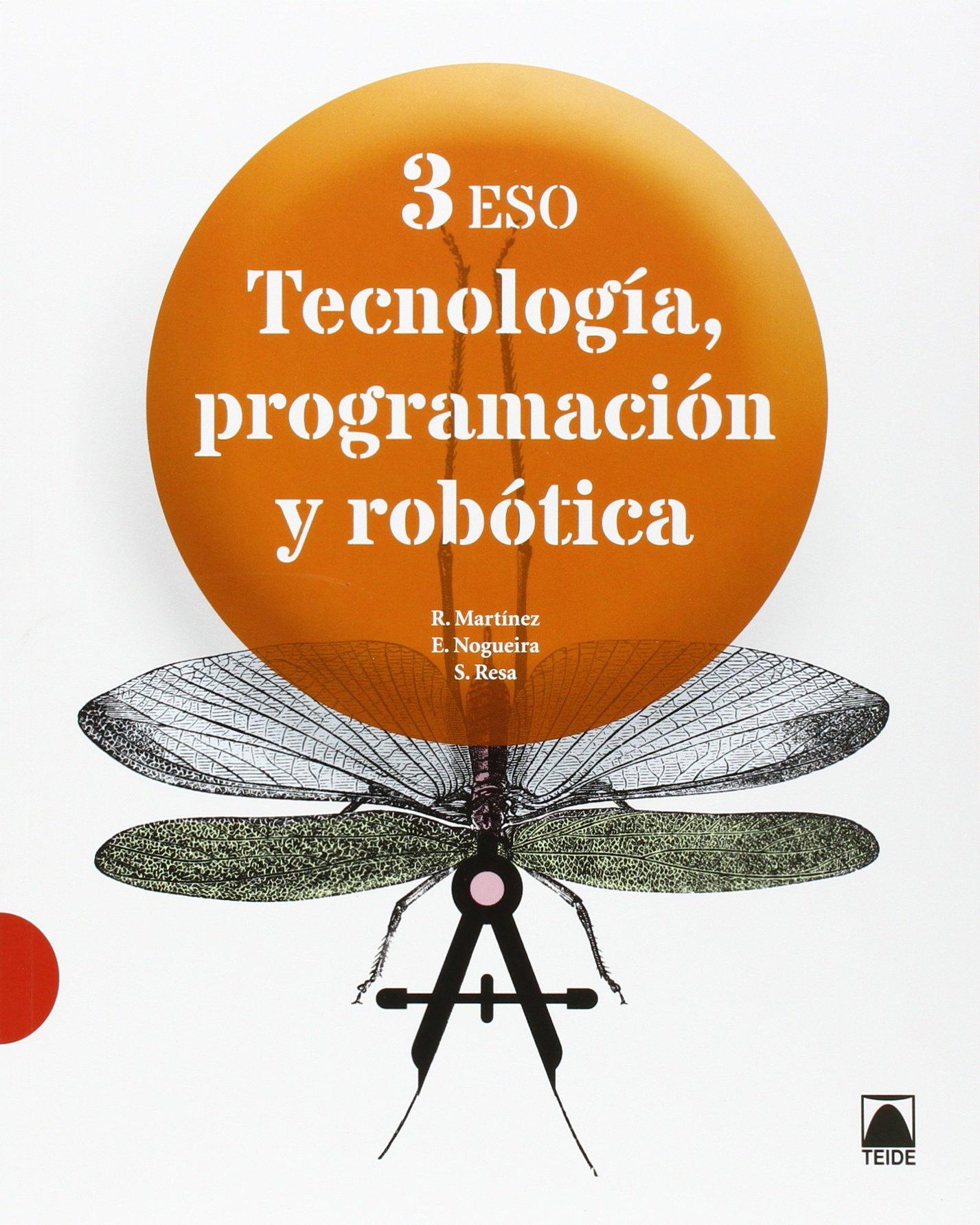 Download TECNOLOGIA 3ºESO ROBOTICA 15 TEITEC33ES pdf epub