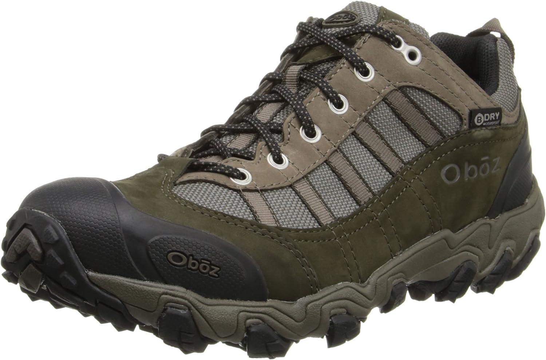 Ranking Fees free!! TOP5 Oboz Tamarack BDry Hiking - Men's Shoe