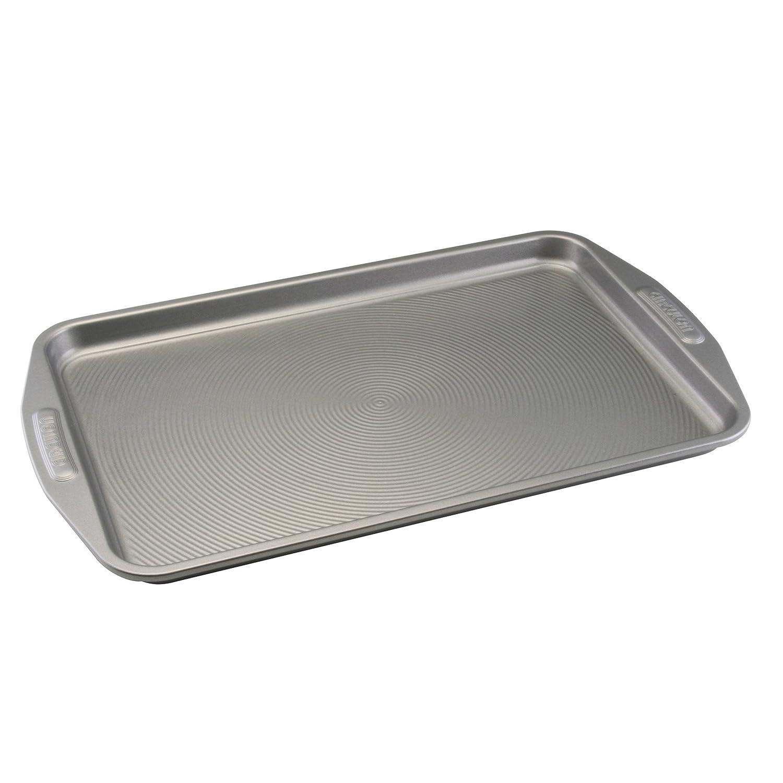 Circulon 51132 Total Nonstick Bakeware, Nonstick Cookie Sheet / Baking Sheet - 11 Inch x 17 Inch, Gray