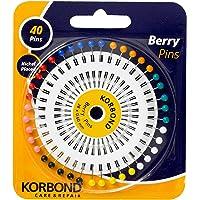 KORBOND BerryPins, Berry, Asst