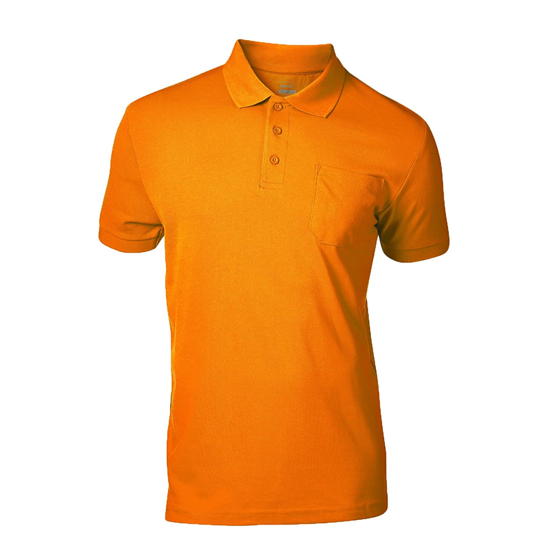 LIGHT Orange Mascot 51586-968-98-M Polo-ShirtOrgon Size M