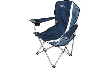 High Colorado Camping Stuhl Mit Armlehne Campingstuhl Dunkelgrün