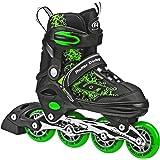 Roller Derby Boys' ION 7.2 Adjustable Inline Skates