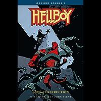 Hellboy Omnibus Volume 1: Seed of Destruction (English Edition)