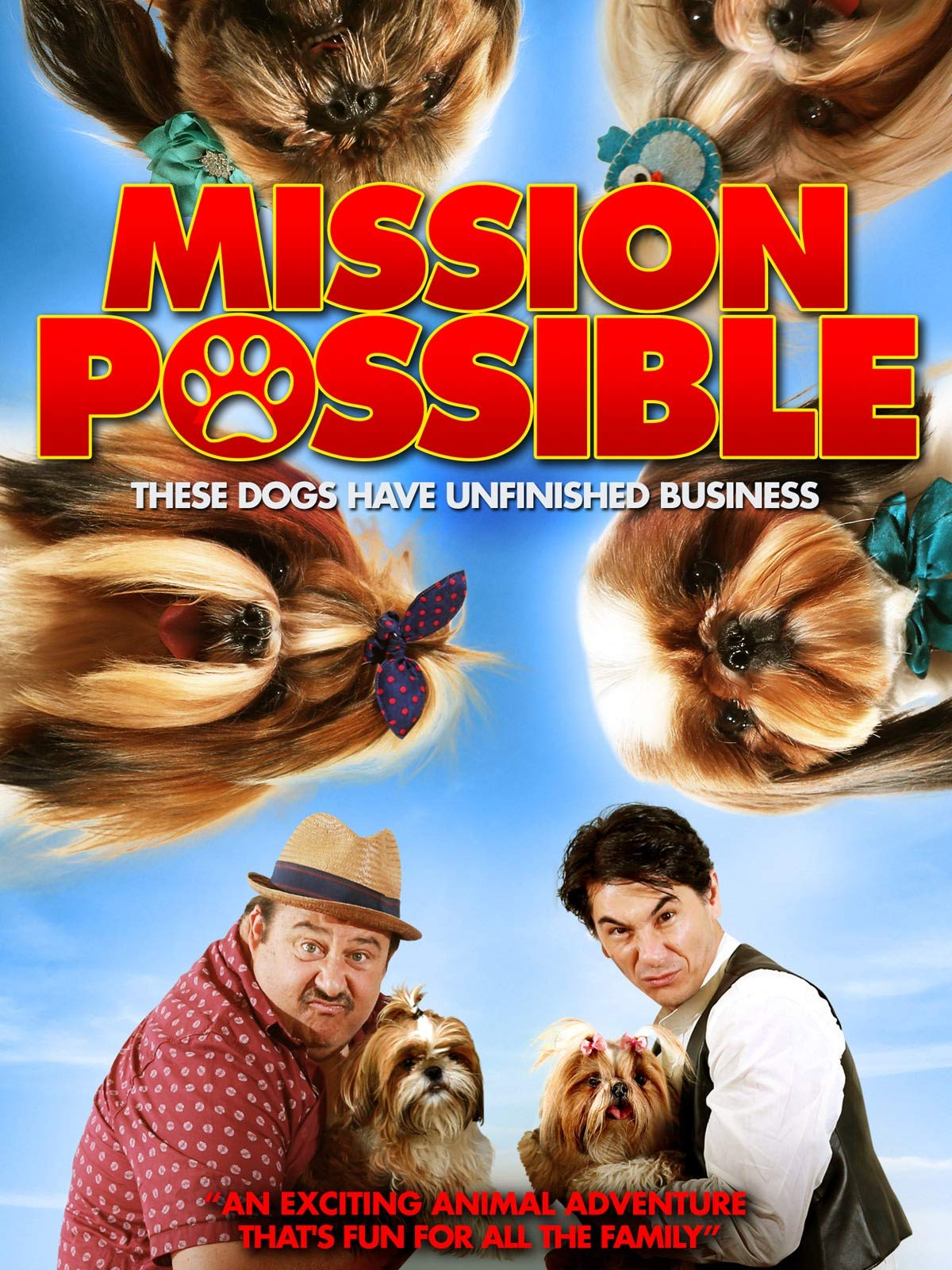 Mission Possible on Amazon Prime Instant Video UK