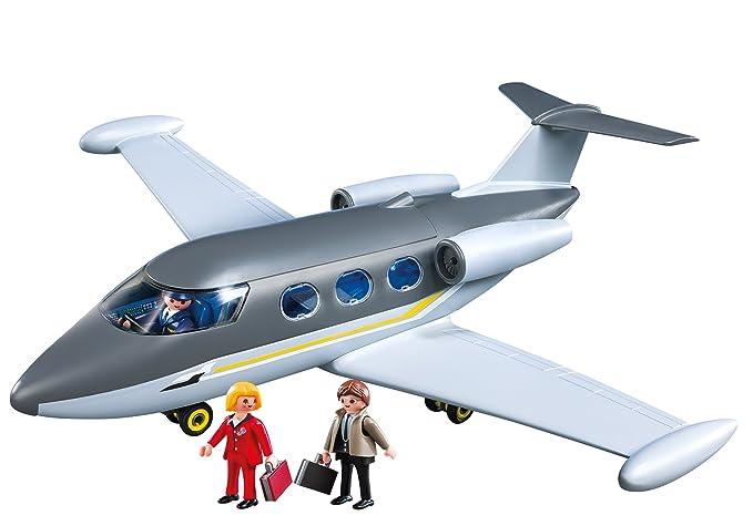 Amazon.com: Jet privado de Playmobil: Toys & Games
