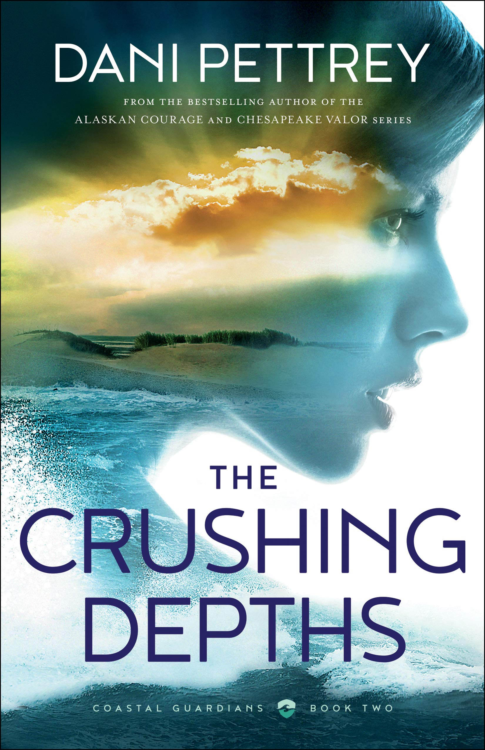 The Crushing Depths: Pettrey, Dani: 9780764230851: Books - Amazon.ca