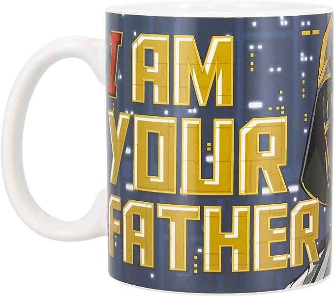 Paladone PP5059SW Dark Vador Mug en c/éramique sous licence officielle Disney Star Wars