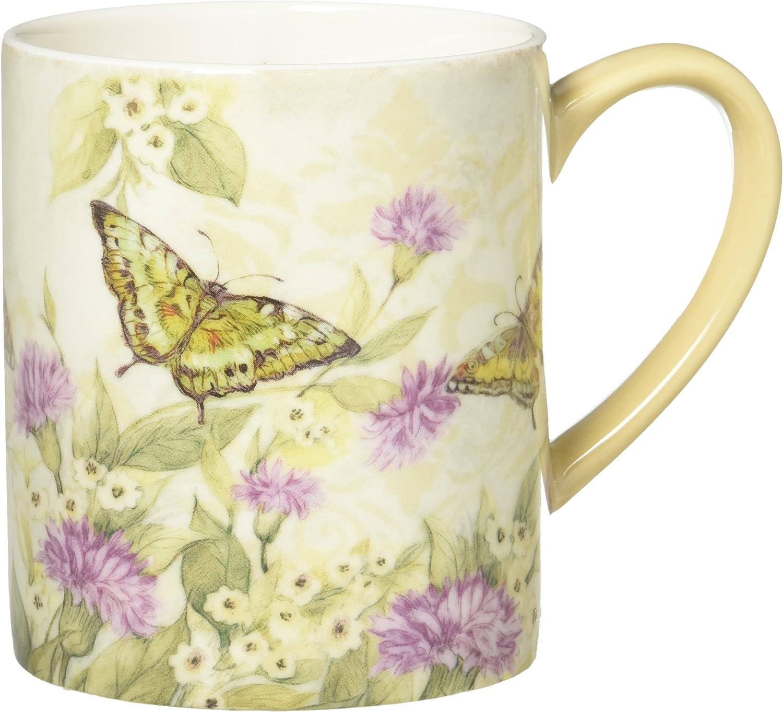Lang Morning Has Broken Mug by Susan Winget, 14 oz, Multicolored