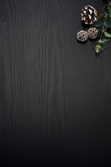 78 7 X17 7 Black Wood Peel And Stick Wallpaper Wood Black Contact Paper Removable Wallpaper Wood Pure Black Wood Self Adhesive Wallpaper Black Distressed Wood Texture Vinyl Roll Amazon Com