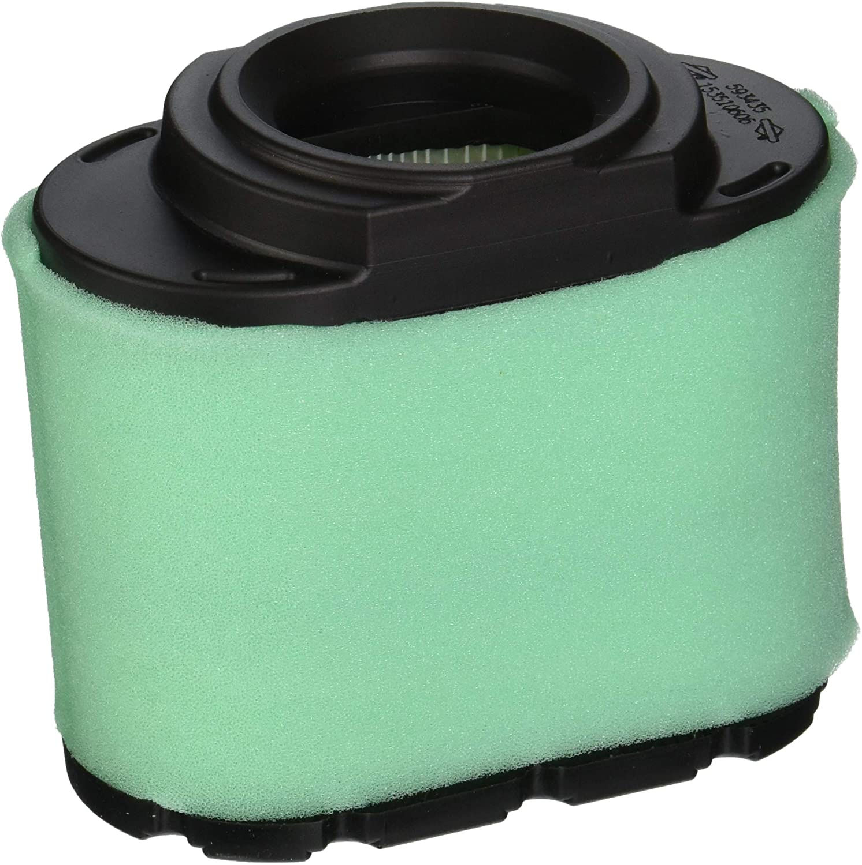 GENUINE BRIGGS /& STRATTON 792105 Air Filter Cartridge /& Foam Filter
