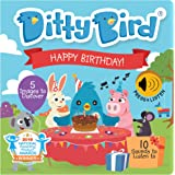 Interactive First Birthday Book for Babies with Real-Life Sounds, First Words and Fun Songs. Educational Toys for Baby…