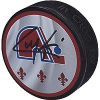 $47 » Cale Makar Colorado Avalanche Autographed Reverse Retro Hockey Puck - Autographed NHL Pucks