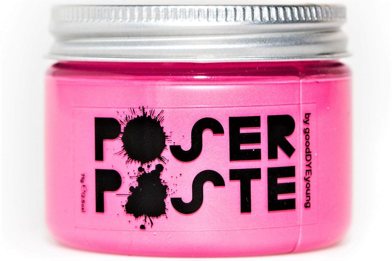 Good Dye Young Poser Paste Hair Makeup (temp hair color) (EX-GIRL PINK) 2.5oz