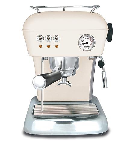Máquina de café espresso Ascaso Dream EN Sweet Cream - nueva edición