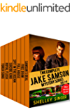 The Complete Jake Samson Mystery Series Vol 1-6: With Bonus Book--Torch Song: A Dystopian Thriller!