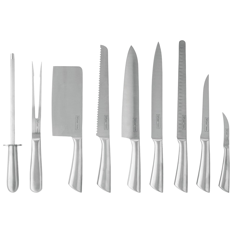 Amazon.com: slitzer rostrei 10pc Pro SS – Estilo ctsz10s ...