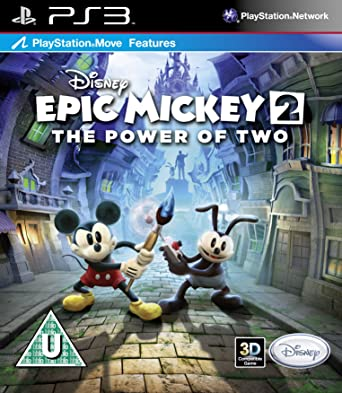 fd11a1a82c4af Disney Epic Mickey 2 - The Power of Two (PS3): Amazon.co.uk: PC ...