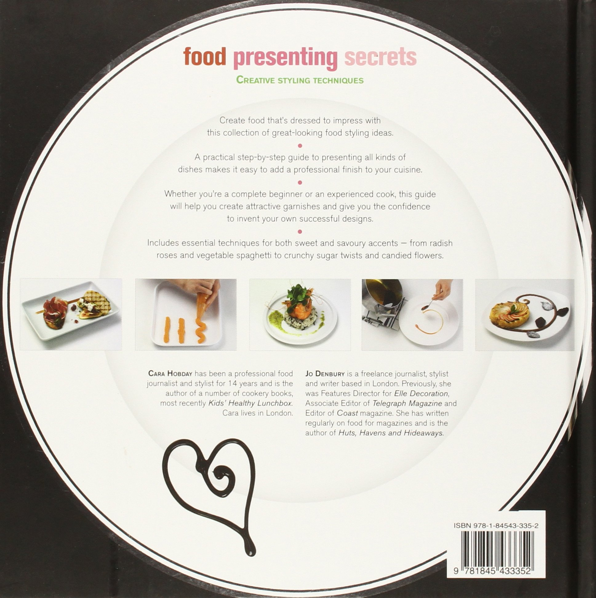 Food presenting secrets jo denbury 8601404455919 amazon books fandeluxe Image collections
