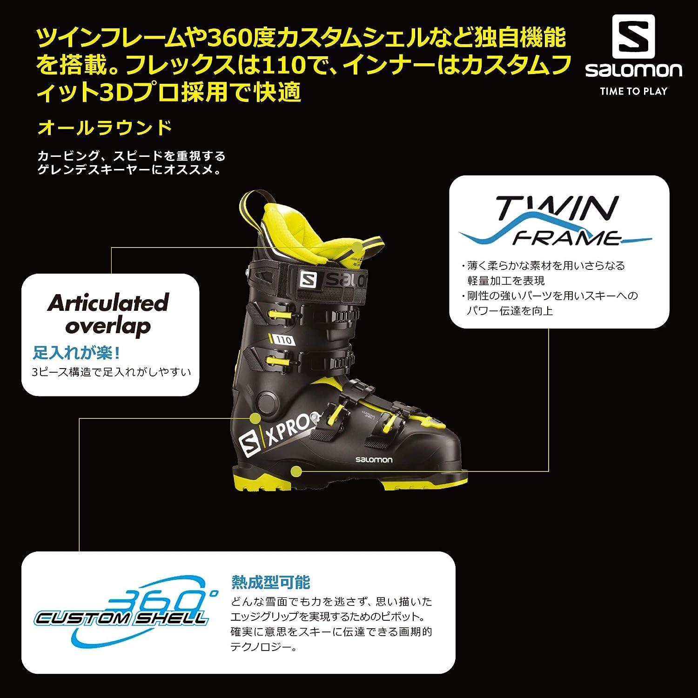 Salomon X-Pro 110 Ski Boots