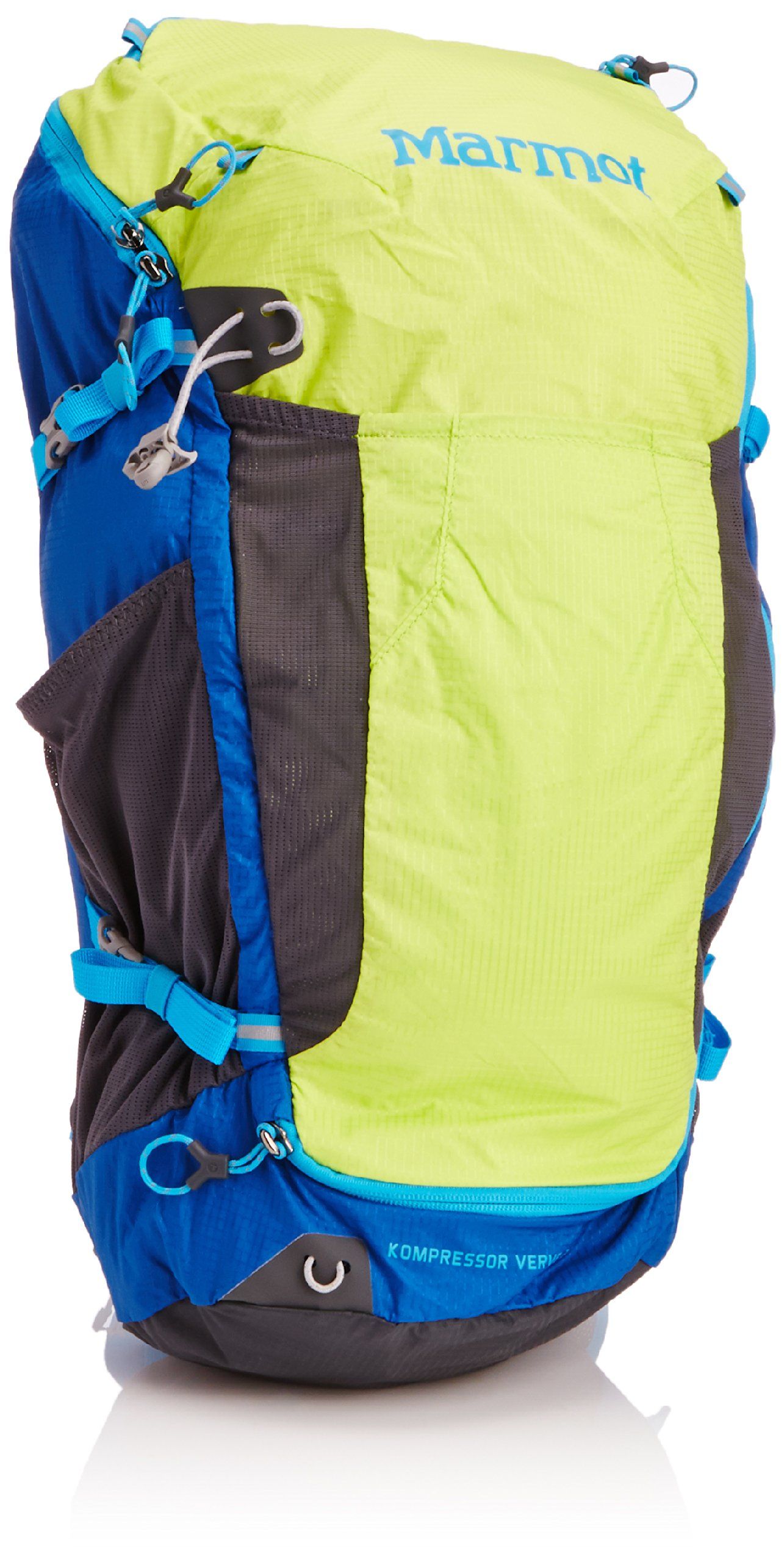 Marmot 26010 Mens Kompressor Verve 26 , Green Lime/Atomic Blue,Onesize by Marmot