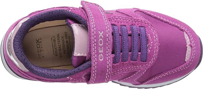Toddler//Little Kid//Big Kid JR MAISIE G 1 Geox JR Maisie G 1 Sneaker K