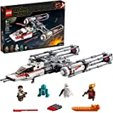 LEGO Star Wars: The Rise of Skywalker Resistance Y-Wing Starfighter 75249 Building Kit, New 2019