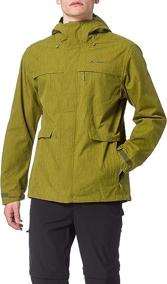 Vaude Men/'s Rosemoor Jacket Herren Regenjacke Wandern Outdoor red NEU