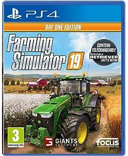 Farming Simulator 19 exclusif Amazon - PlayStation 4 [Importación francesa]