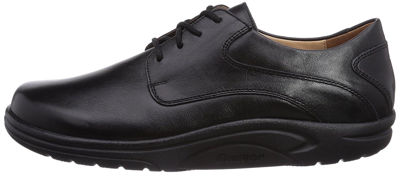 Ganter AKTIV GUIDO, Weite G, Derbies à lacets homme, Noir (schwarz 0100), 41