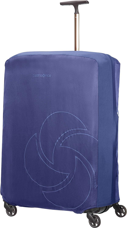 Samsonite Global Travel Accessories - Funda para Maleta Plegable, XL, Azul (Midnight Blue)