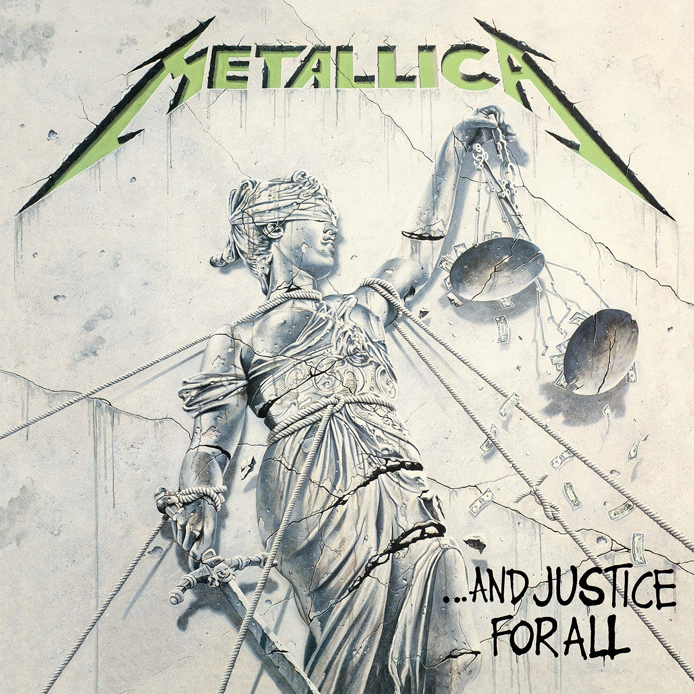 ...And Justice For All (Remastered)(2LP) by Rhino/Blackened Recordings