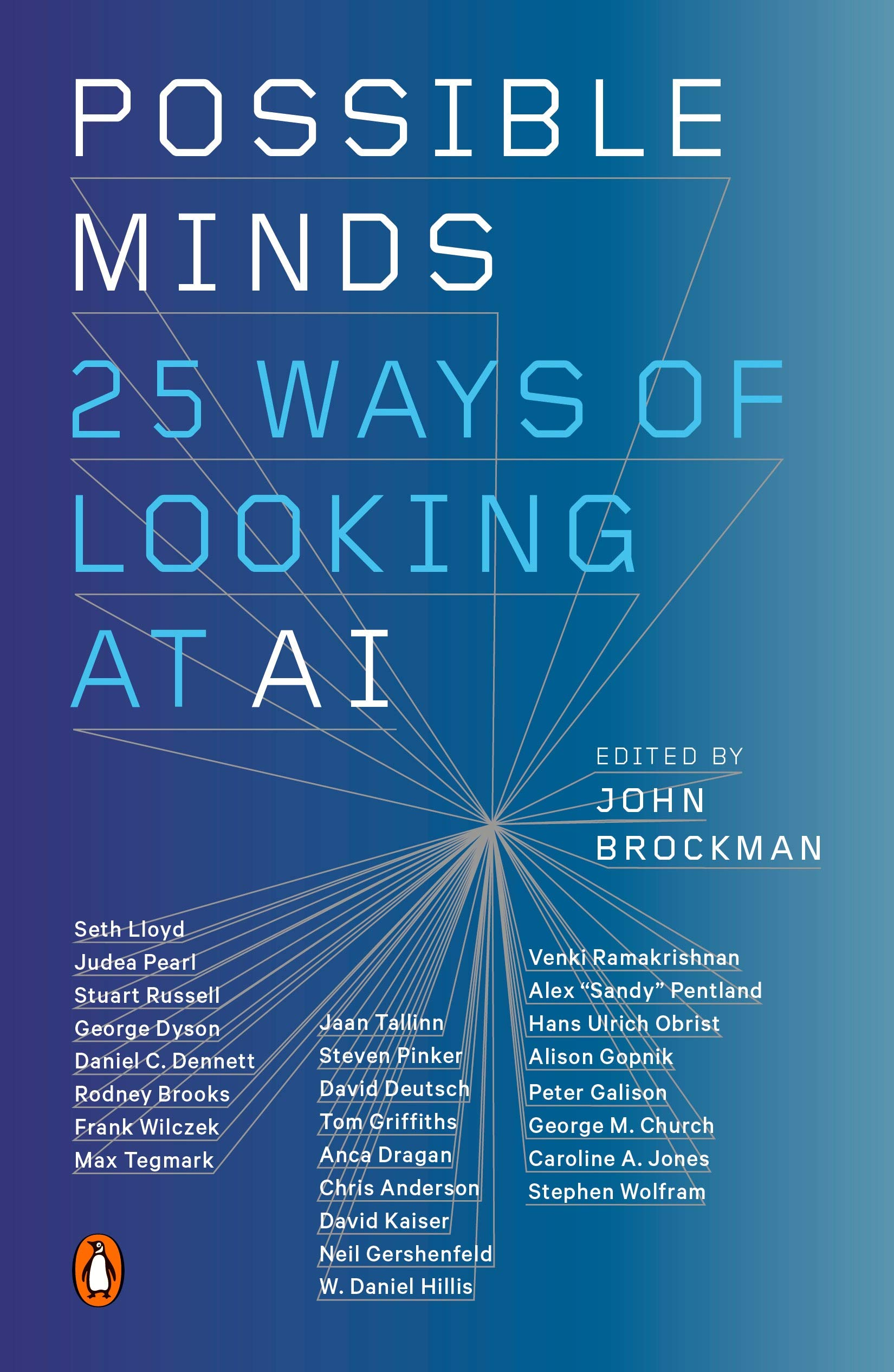 Image result for 3. Possible Minds: 25 Ways of Looking at AI edited by John Brockman