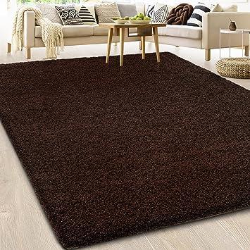 casa pura Tapis shaggy tapis poil long   tapis doux, épais   Qualité  allemande   ab6e4a39e995