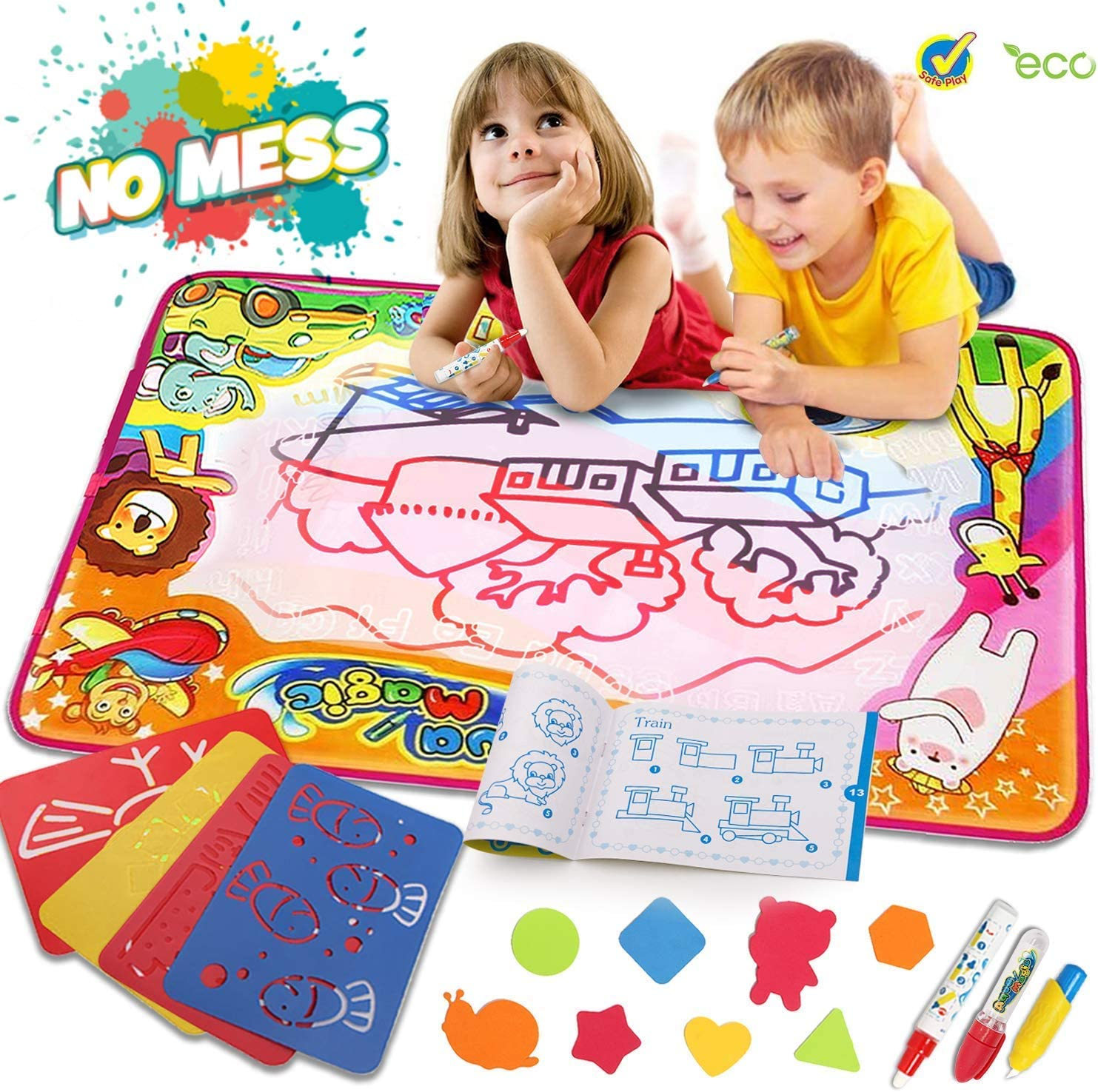 Top 9 Best Water Drawing Mat (2020 Reviews & Buying Guide) 6