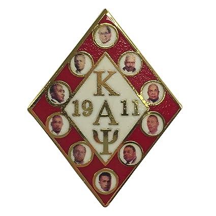 Amazon Kappa Alpha Psi G444 Founders Pin Lapel Pin Jacket
