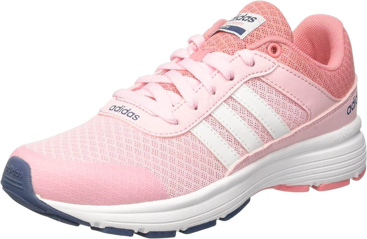Adidas Cloudfoam Vs City K, Zapatillas de Running para Niñas, Diva ...