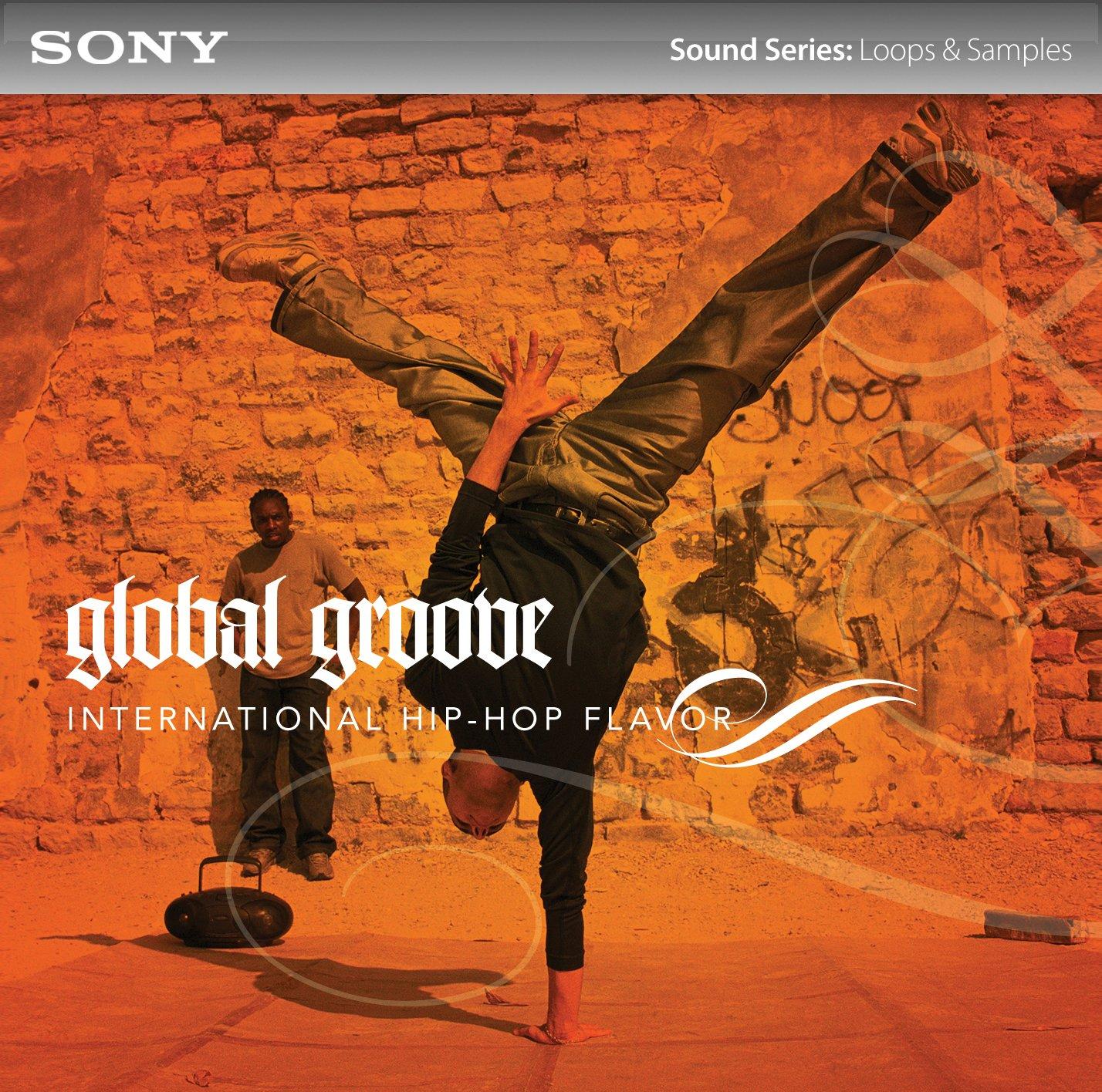 Global Groove: International Hip-Hop Flavor [Download] Sony Creative Software DLC73