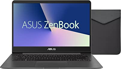 "Asus UX430UA-GV412T Laptop 14"", Intel Core_i5 1.6GHz, 8GB, DDR3, 256GB, Windows 10, Grey/Metal"