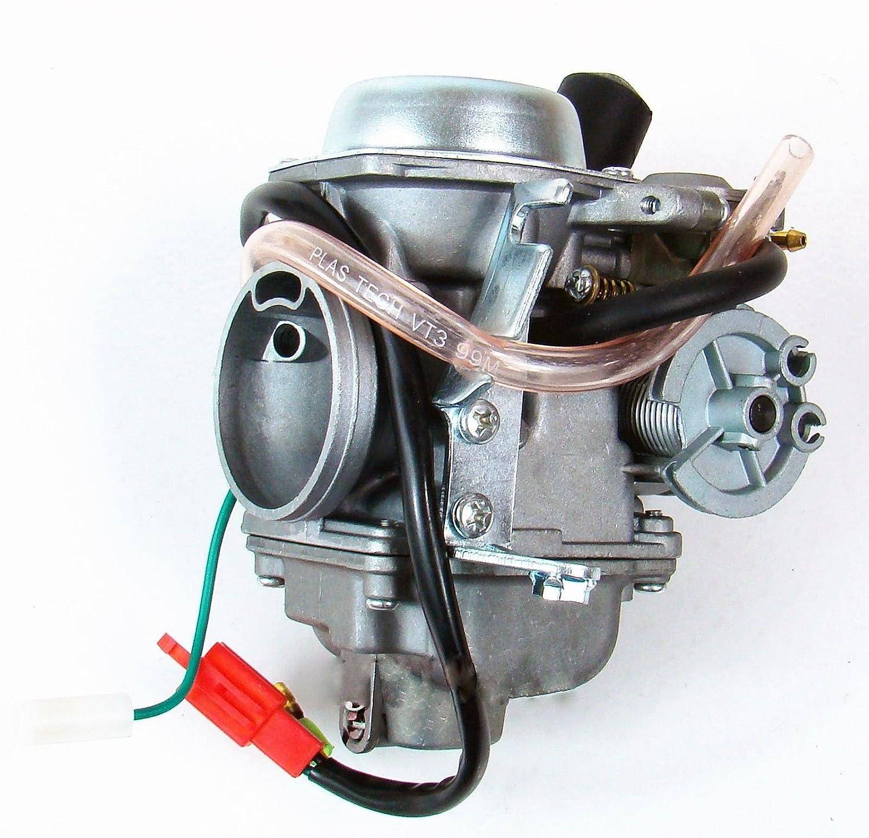 Amazon com: Auto-Moto Carburetor for Hammerhead Dune Buggy GT GTS SS