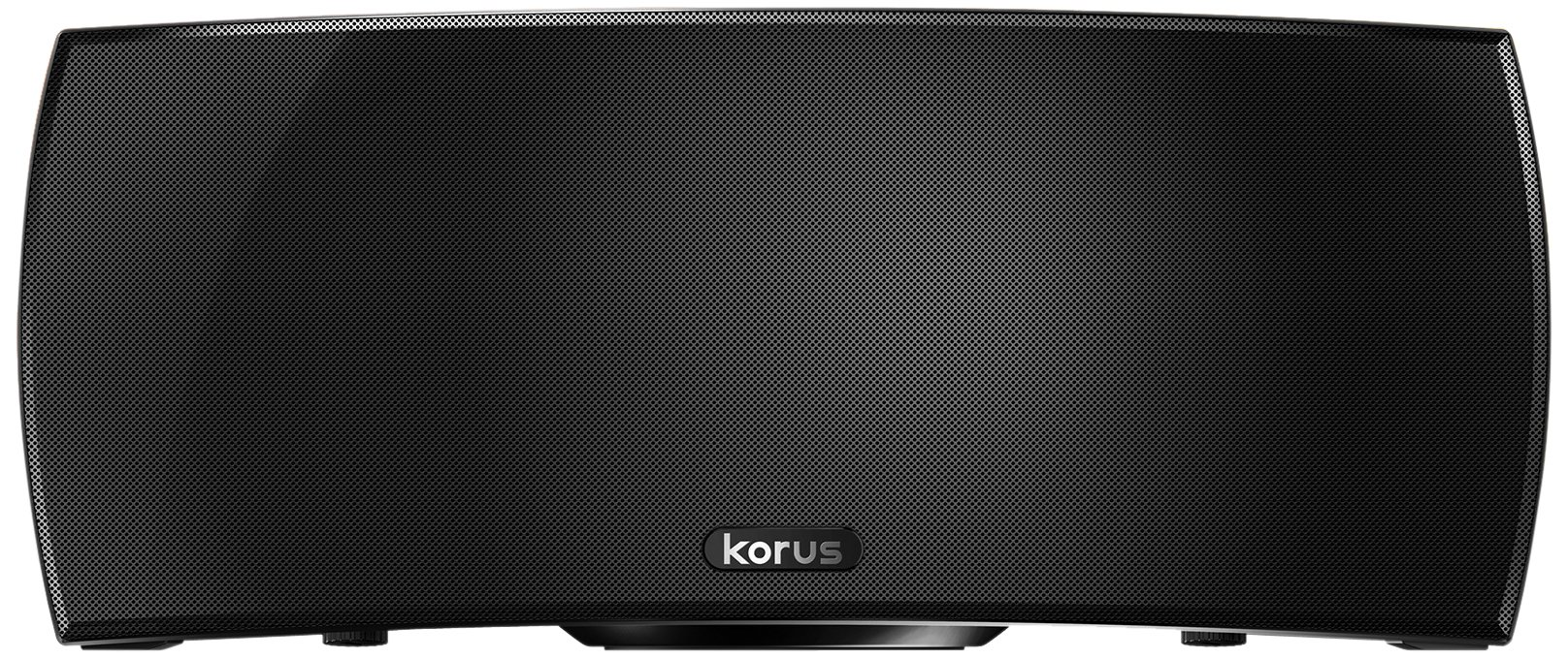 Korus Audio V600 Premium Wireless Speaker (High Gloss Black)