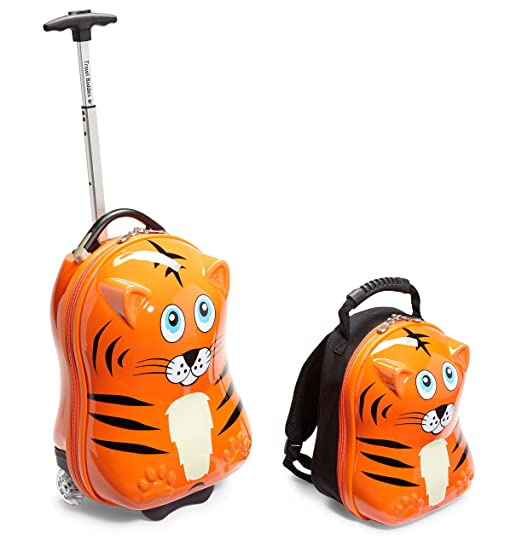 best kids luggage Travel Buddies Luggage Set