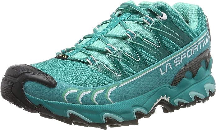 La Sportiva Ultra Raptor Woman GTX Emerald/Mint, Zapatillas de Deporte para Mujer: Amazon.es: Zapatos y complementos