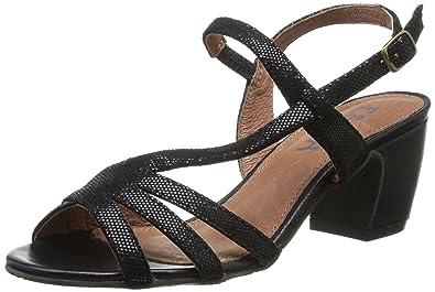 PIXY Sandale Femme BLACK, 36