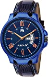 Redux Analogue Day and Date Functioning Men's Watch