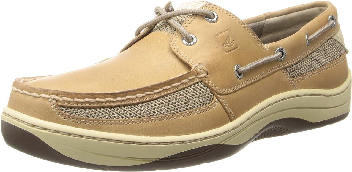 Sperry Mens Tarpon 2-Eye Boat Shoe