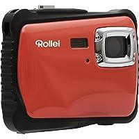 Rollei Sportsline 65 Digitalkamera rot