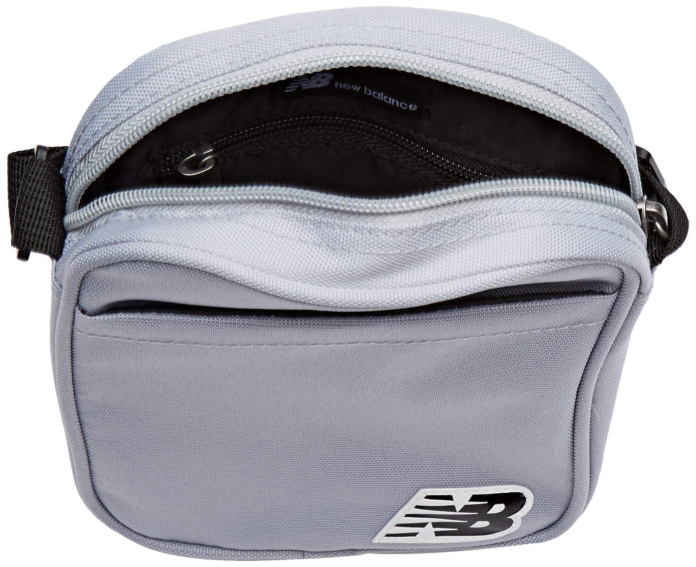 8447d95980b7c New Balance Unisex's Pelham City SMU Crossbody Bag, Silver Mink, One Size:  Amazon.co.uk: Sports & Outdoors