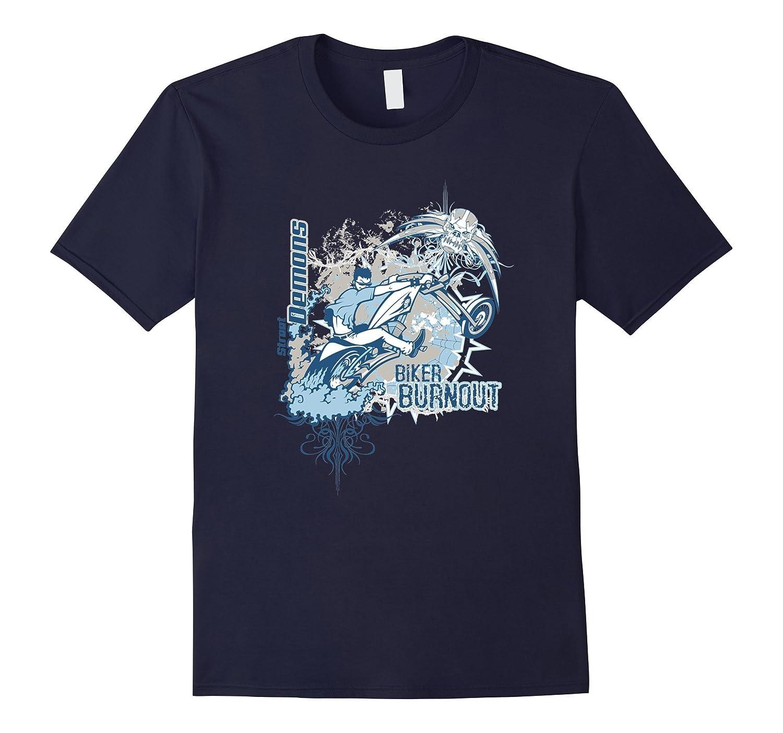 a573638c Biker Burnout Graphic Tees For Men T Shirts For Women-Art – Artvinatee