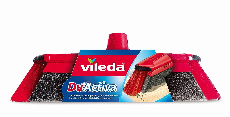 Vileda Duactiva - Recambio cepillo con barrera de espuma: Amazon.es: Hogar